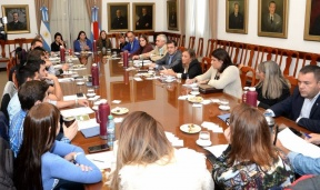 La provincia promueve espacios de formación sobre los derechos de la niñez en la comunicación