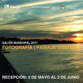 Salones Municipales Anuales 2017