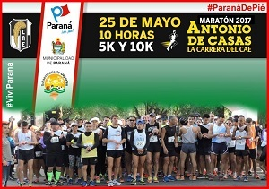 Se ajustan detalles para la Maratón Antonio de Casas del club Estudiantes