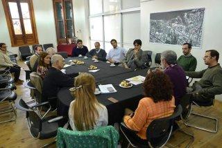Avanzan en la elaboración del Plan Director de Drenaje Pluvial de Paraná