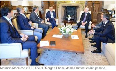 Wall Street dio por finalizada la luna de miel con Mauricio Macri