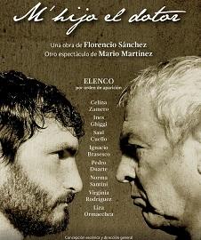 """Se presenta """"M'hijo el dotor"""" de Florencio Sánchez"""