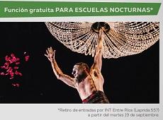 Función gratuita / Festival Internacional de Teatro - Paraná 2017