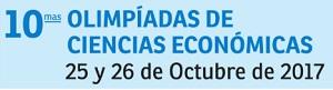10ª Olimpíadas en Ciencias Económicas para estudiantes de nivel medio