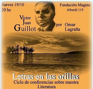 Vida y obra del escritor concordiense Victor Juan Guillot