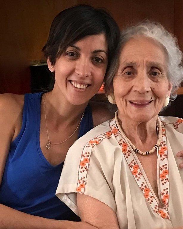 La última nieta recuperada conoció a su abuela entrerriana de 86 años