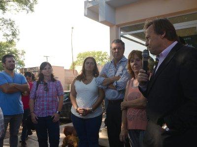 Quedó inaugurado el Centro de Atención Primaria Veterinaria