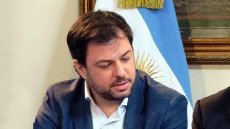 Renunció el subsecretario general de la Presidencia, Valentín Díaz Gilligan