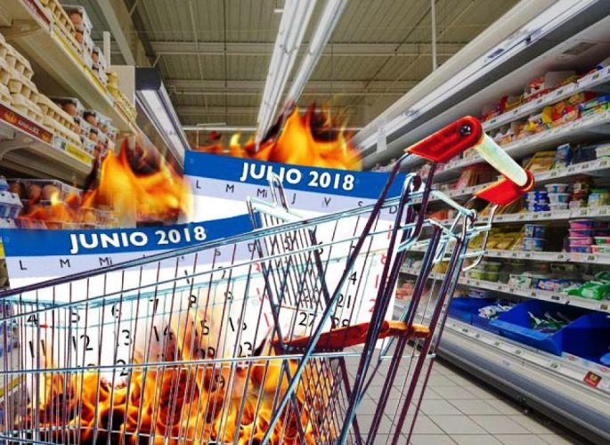 La inflación de junio sería la más alta de los últimos dos años y rondaría el 4%