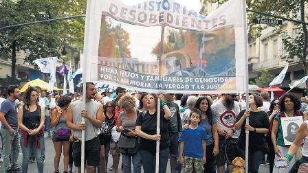 Primer encuentro internacional de hijos y familiares de represores y genocidas