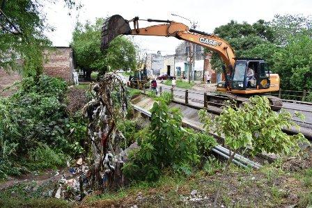 El Municipio declaró el estado de emergencia pluvial, vial, sanitaria y social en la ciudad de Paraná