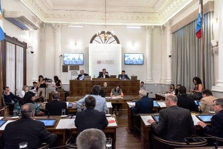 El Senado le dio sanción definitiva al proyecto de presupuesto para el año 2019