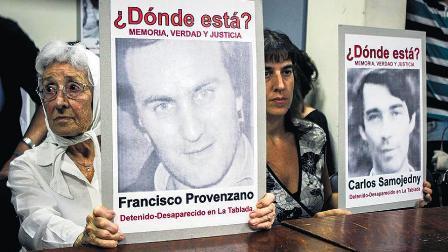 Entrevista con Irene Provenzano, hija de uno de los desaparecidos del MTP en La Tablada