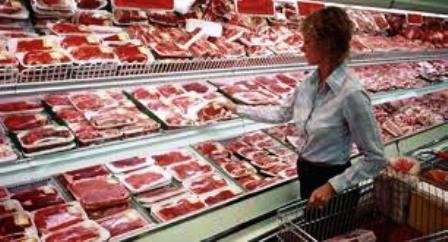 El precio de la carne no cambia en los mostradores