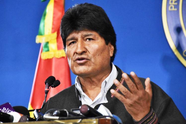 Se consumó el golpe de Estado en Bolivia