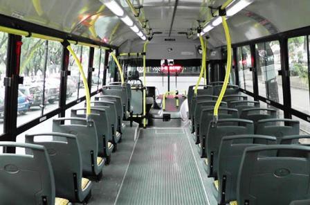 Hasta el martes se confirmó no habrá transporte urbano de pasajeros