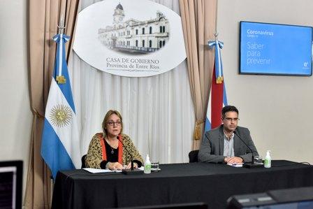 El gobierno provincial informó que ya no realizará el informe diario por COVID-19