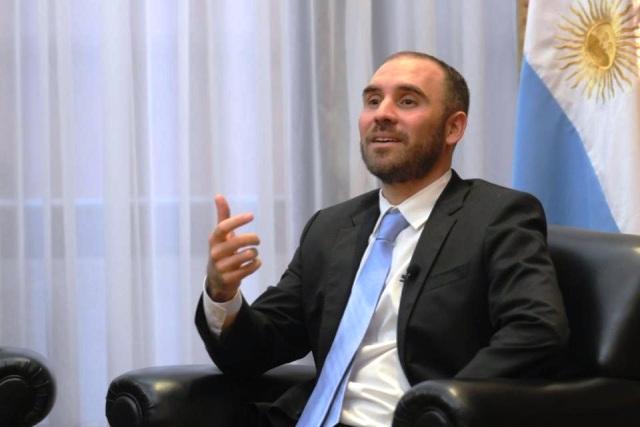 Martín Guzmán: El motor de la recuperación será el mercado interno