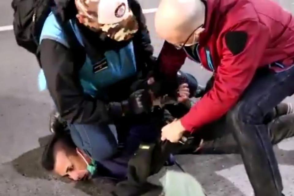 Santiago Maldonado: repudios por la represión de la policía porteña
