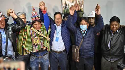 Amplia victoria del MAS pondrá fin a la farsa golpista