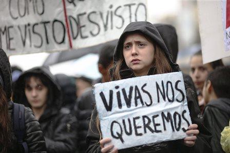 Cómo es la marcha para el 8M de la mujeres de los movimientos populares