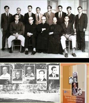 Juntos vivieron y juntos murieron: homenaje a los padres palotinos a 40 años de su asesinato
